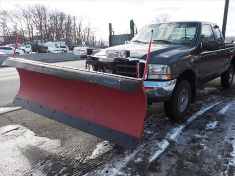 2002 Ford F-250 Super Duty for sale in Elmwood Park, NJ