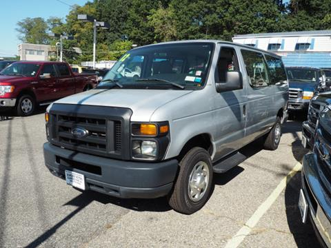 2012 Ford E-Series Wagon for sale in Elmwood Park, NJ