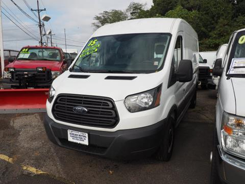 2015 Ford Transit Cargo for sale in Elmwood Park, NJ