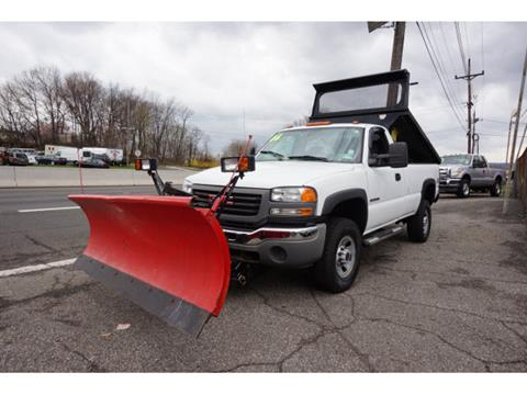 2006 GMC Sierra 3500 for sale in Elmwood Park, NJ