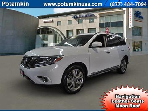 2013 Nissan Pathfinder for sale in New York NY