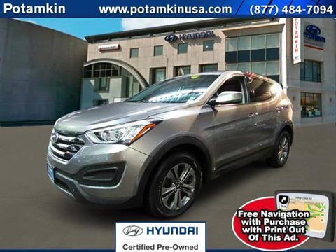 2016 Hyundai Santa Fe Sport for sale in New York NY