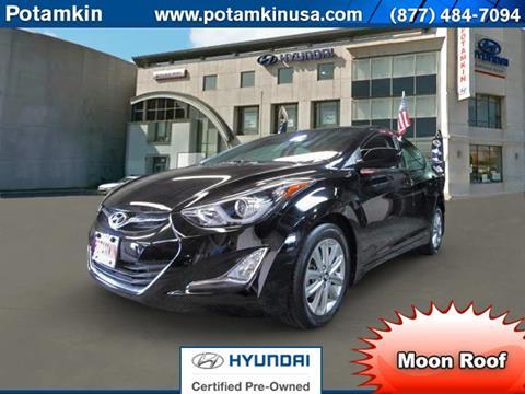 2015 Hyundai Elantra for sale in New York, NY