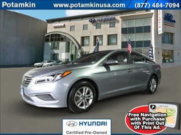 2016 Hyundai Sonata for sale in New York, NY