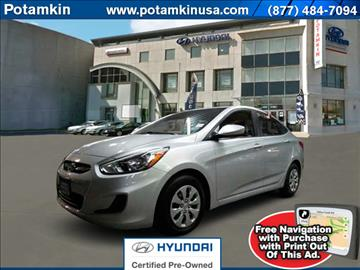 2015 Hyundai Accent for sale in New York, NY