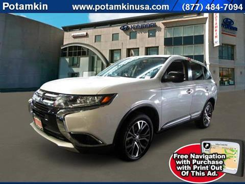 2016 Mitsubishi Outlander for sale in New York, NY