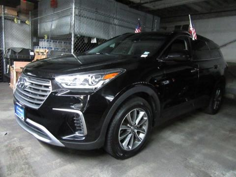 2017 Hyundai Santa Fe for sale in New York NY