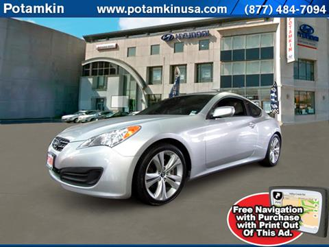 2012 Hyundai Genesis Coupe for sale in New York, NY