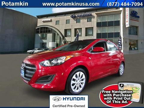 2017 Hyundai Elantra GT for sale in New York, NY