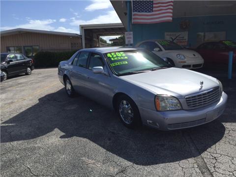 2005 Cadillac DeVille for sale in Stuart, FL