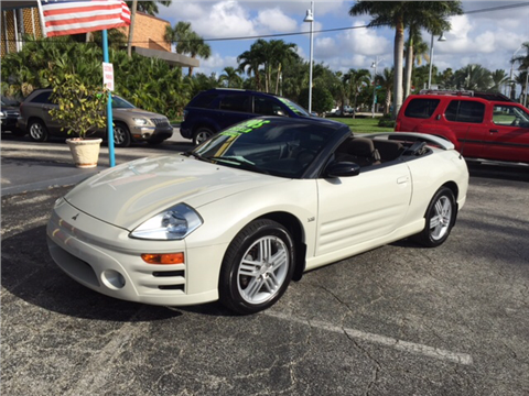 2005 mitsubishi eclipse spyder for sale. Black Bedroom Furniture Sets. Home Design Ideas
