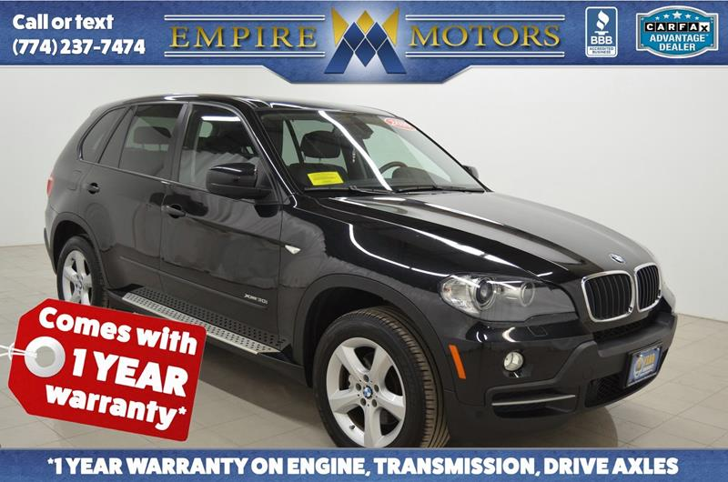 Bmw X AWD XDrivei Dr SUV In Canton MA Empire Motors - Bmw 2010 suv