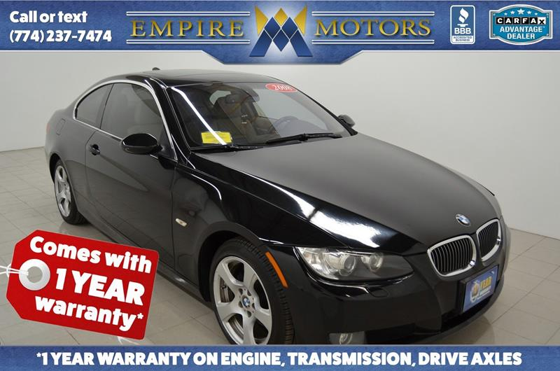 Used bmw 3 series for sale in canton ma for Done deal motors canton ma