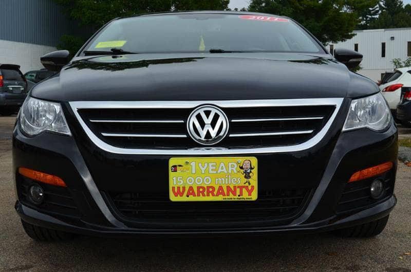 2011 Volkswagen Cc Lux PZEV 4dr Sedan In Canton MA  Empire Motors