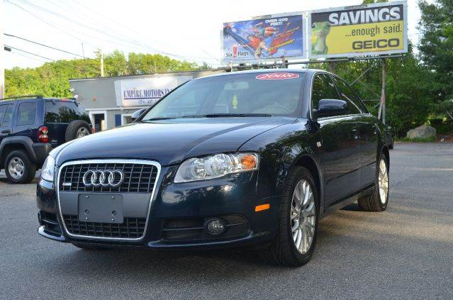 Used audi a4 for sale in nc 17