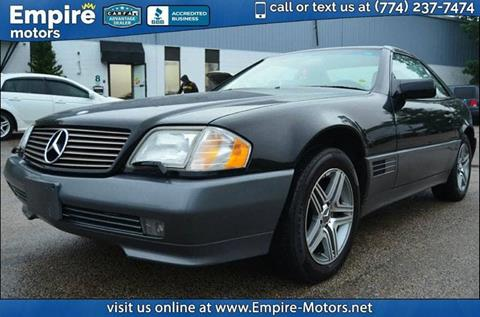 1995 Mercedes-Benz SL-Class for sale in Canton, MA