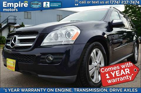 2009 Mercedes-Benz GL-Class for sale in Canton, MA