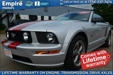 2006 Ford Mustang for sale in Canton, MA