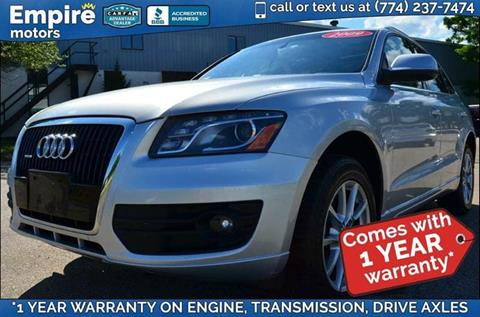 2009 Audi Q5 for sale in Canton, MA