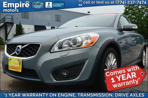 2011 Volvo C30 for sale in Canton, MA
