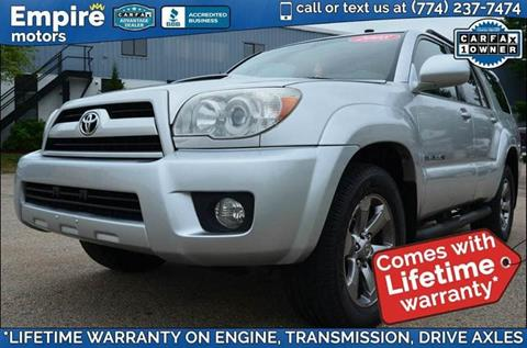 2008 Toyota 4Runner for sale in Canton, MA