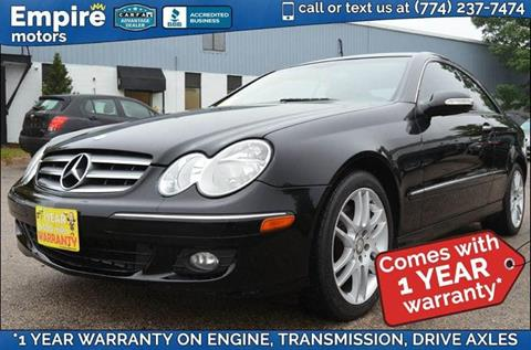 2009 Mercedes-Benz CLK for sale in Canton, MA