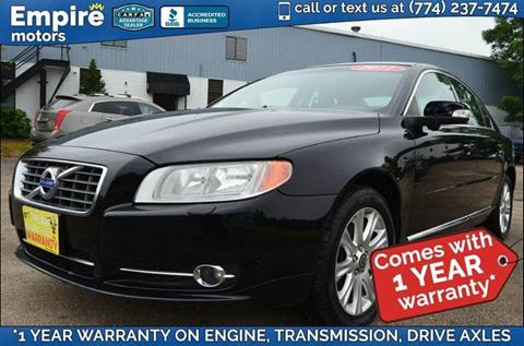 2011 Volvo S80 for sale in Canton, MA