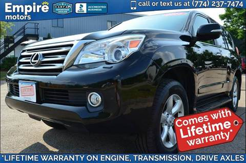 2011 Lexus GX 460 for sale in Canton, MA