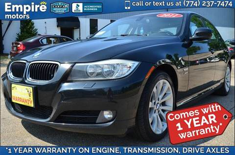 2011 BMW 3 Series for sale in Canton, MA