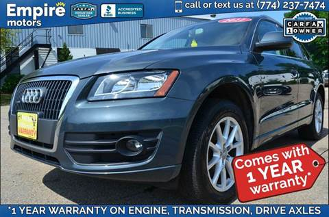 2011 Audi Q5 for sale in Canton, MA