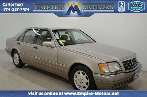 1995 Mercedes-Benz S-Class for sale in Canton, MA