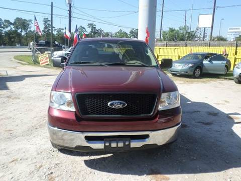 Used ford trucks for sale in conroe tx for Coast to coast motors conroe tx