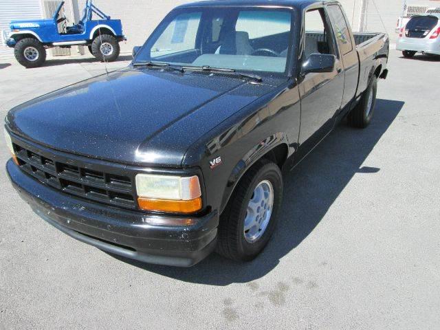 Used Cars in Las Vegas 1995 Dodge Dakota