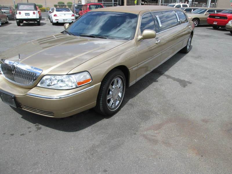 Used Cars in Las Vegas 2007 Lincoln Town Car