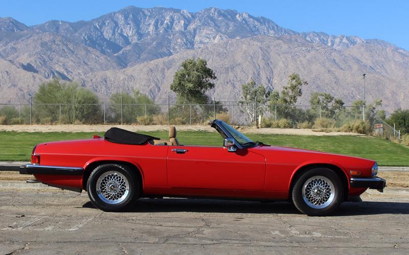 1990 jaguar xj series for sale for Exotic motors palm springs