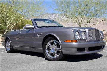 2003 Bentley Azure for sale in Palm Springs, CA