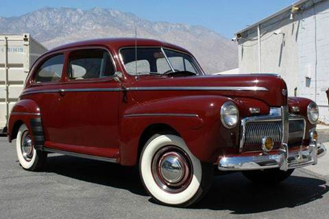 Ford super deluxe for sale for Ford palm springs motors
