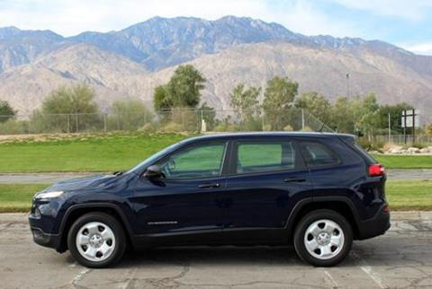 2015 Jeep Cherokee for sale in Palm Springs CA