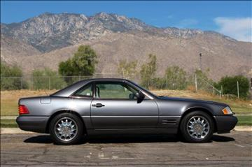 1997 Mercedes-Benz SL-Class for sale in Palm Springs, CA