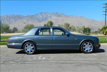 2006 Bentley Arnage for sale in Palm Springs, CA