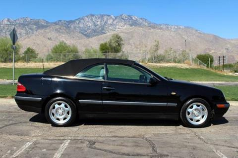 1999 Mercedes-Benz CLK for sale in Palm Springs, CA