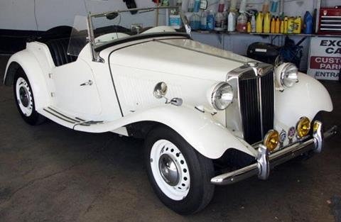 1953 MG TD for sale in Palm Springs, CA