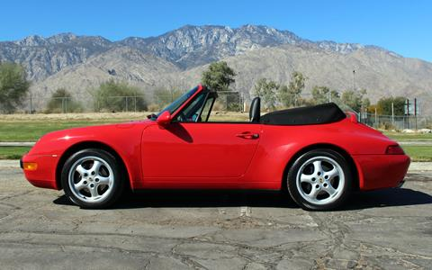 1997 Porsche 911 for sale in Palm Springs, CA