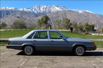 Ford ltd for sale for Ford palm springs motors