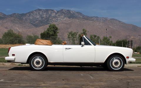 1987 Rolls-Royce Corniche for sale in Palm Springs, CA