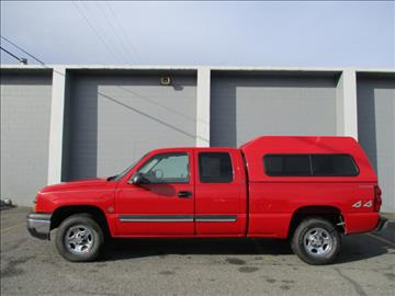 2004 Chevrolet Silverado 1500 for sale in Anchorage, AK