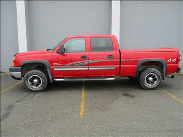 2006 Chevrolet Silverado 2500HD for sale in Anchorage, AK