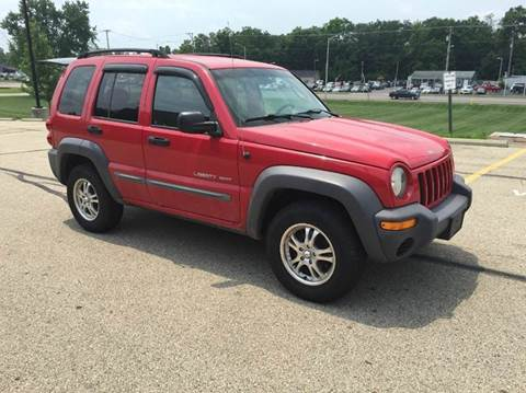 2003 Jeep Liberty for sale in Dayton, OH