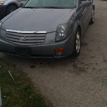 2004 Cadillac CTS for sale in Dayton OH