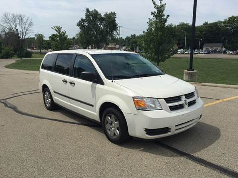 2008 Dodge Grand Caravan for sale in Dayton, OH